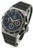 OMEGA Constellation Double Eagle Titanium Co-Axial Chronograph Gents Watch 121.92.35.50.01.001